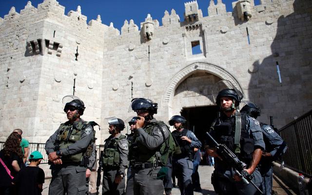 الأمن الإسرائيلي: لن نسمح للمتطرفين بإفساد زيارة البابا