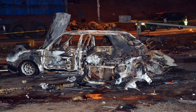 مقتل 5 في هجوم انتحاري شمال نيجيريا