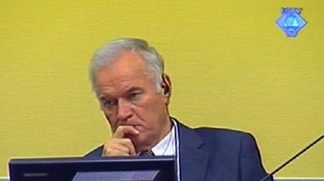 فريق دفاع ملاديتش المتهم بالإبادة العرقية في البوسنة يبدأ عمله في المحكمة الدولية بلاهاي
