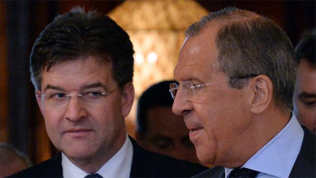 لافروف: روسيا لا تعارض الضخ العكسي للغاز من سلوفاكيا إلى أوكرانيا