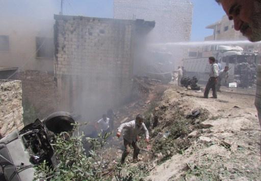سورية.. اشتباكات في عدة مناطق بالبلاد ومقتل مسؤول الدفاع الجوي في الجيش السوري