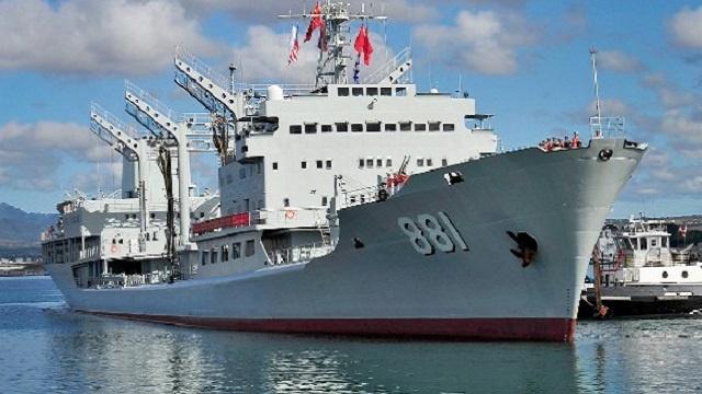 الصين ترسل 4 سفن لإجلاء رعاياها الهاربين من أعمال العنف في فيتنام