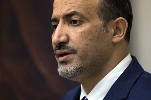 استقالة وزير الدفاع في الحكومة السورية المعارضة بسبب خلاف مع الجربا