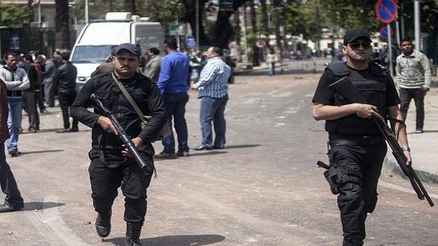 مقتل شرطيين اثنين على يد مسلحين في المنيا بمصر