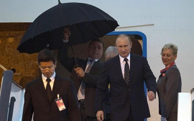 بوتين: روسيا والصين تسعيان لتطوير علاقاتهما الاقتصادية بشكل نوعي