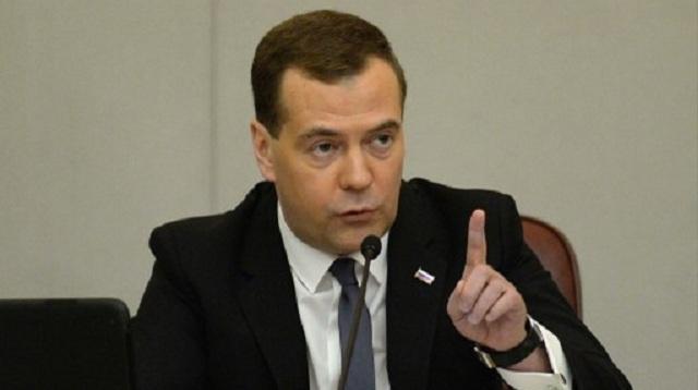 مدفيديف: الحديث عن نية روسيا ضم عدد من مقاطعات أوكرانيا دعاية بحتة