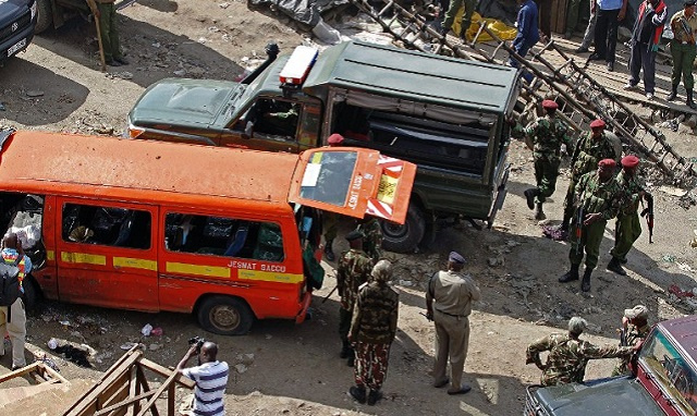 كينيا.. مقتل 12 شخصا في كمين