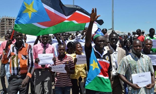 تعهد أمريكي بريطاني نرويجي بمساعدة جنوب السودان