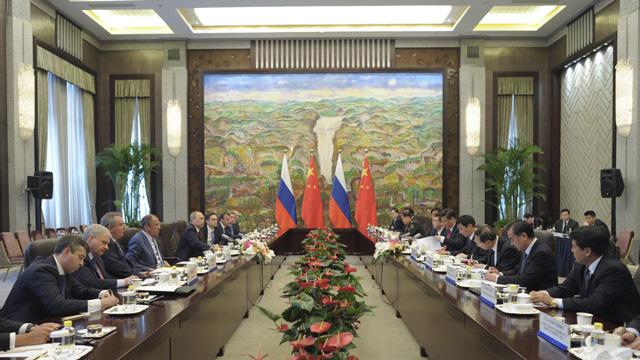 روسيا والصين توقعان اتفاقيات في مجالات عدة