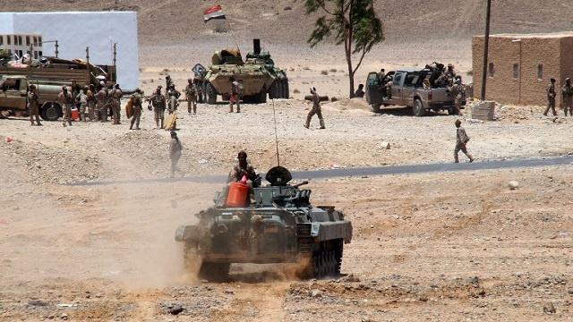مقتل 25 شخصا بينهم 11 جنديا في اشتباكات شمال اليمن