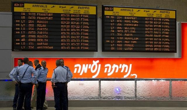 إضراب العاملين في مطار بن غوريون الإسرائيلي يؤدي لتأجيل عشرات الرحلات الدولية