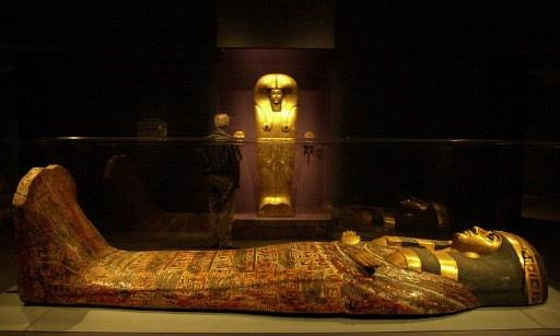 اكتشاف معبد أثري للإلهة إيزيس جنوب مصر