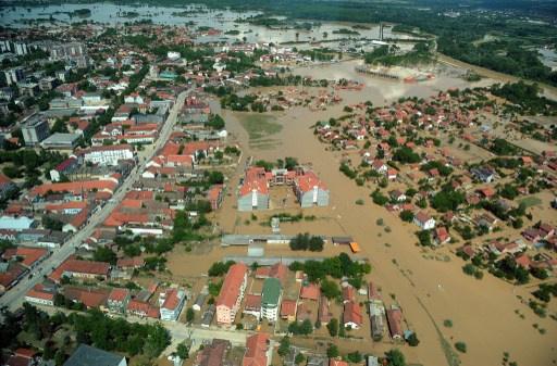 إعلان الحداد في صربيا على ضحايا الفيضانات