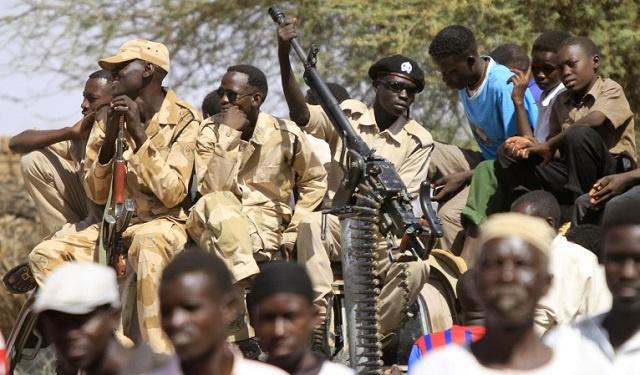 السودان.. معارك عنيفة بالأسلحة الثقيلة في إقليم دارفور