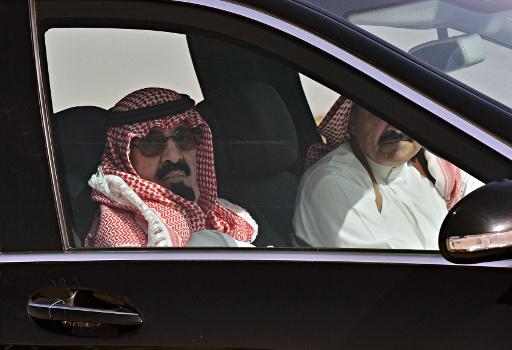 العاهل السعودي يغادر الى المغرب في إجازة وينيب ولي العهد لإدارة الدولة