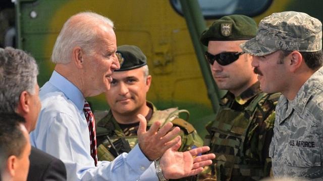 بايدن: على الناتو زيادة تواجده العسكري على الجبهة الشرقية
