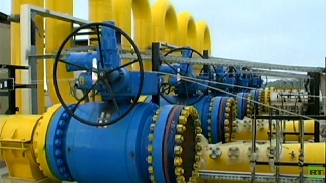 أوروبا تتوقع اضطرابات في إمدادات الغاز الروسي