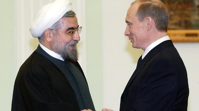 بوتين يأمل في مواصلة التعاون بين روسيا وإيران رغم الاضطرابات في العلاقات الدولية