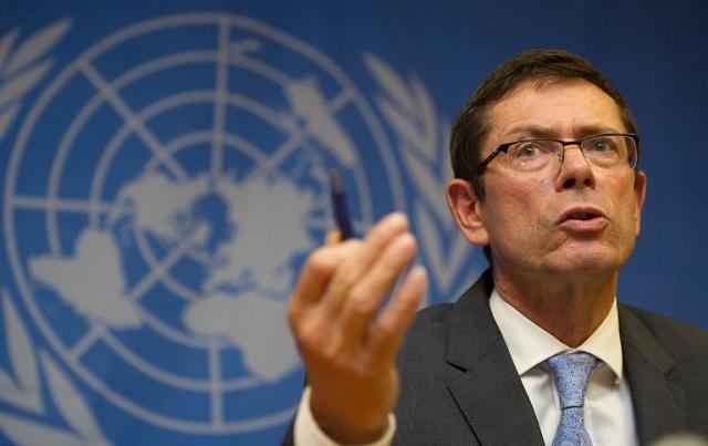مجلس الأمن يستمع إلى تقرير حول وضع حقوق الإنسان في أوكرانيا