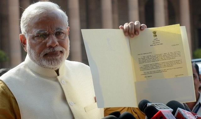 رئيس الوزراء الهندي الجديد يوجه دعوة إلى نظيره الباكستاني لحضور حفل تنصيبه