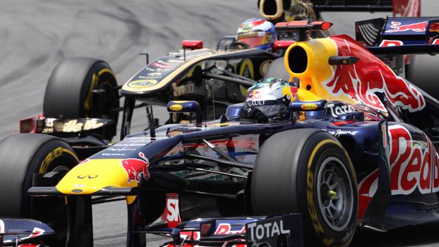 بنزين فرنسي جديد يزيد قدرة محركات رينو للفورمولا وان
