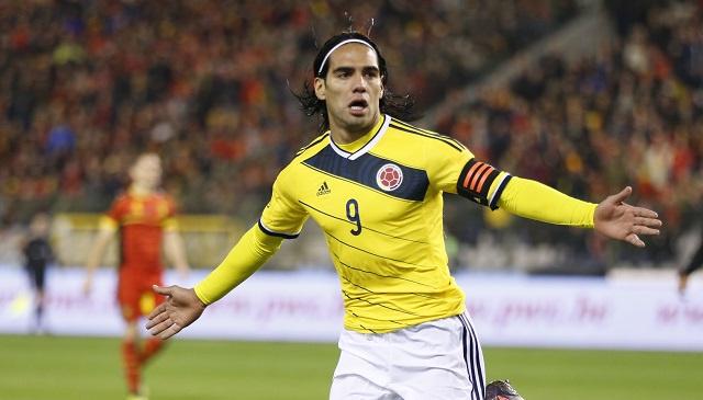 النمر الكولومبي فالكاو ينضم إلى معسكر منتخب بلاده استعدادا لمونديال 2014