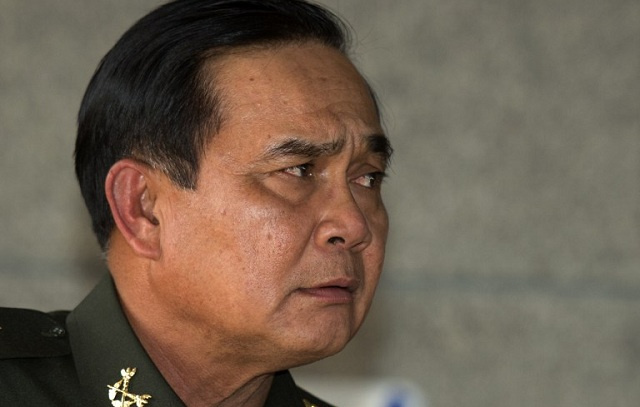 انتهاء لقاء قيادة الجيش والفرقاء السياسيين في تايلاند بدون نتيجة