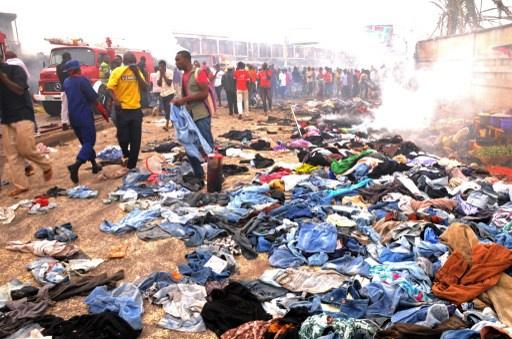 موسكو تدين بشدة تفجيري نيجيريا