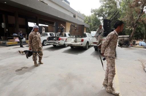 إصابة رئيس أركان البحرية الليبية في هجوم مسلح