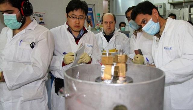 إيران تعد الوكالة الدولية للطاقة الذرية بالشفافية في ما يتعلق ببرنامجها النووي