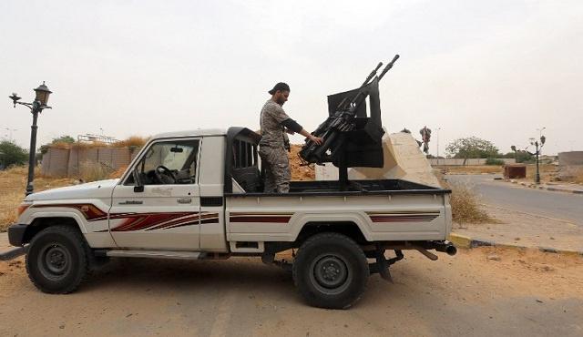 الأمم المتحدة لا تعتبر الأحداث بليبيا محاولة انقلاب