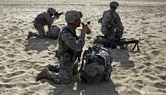 أمريكا ترسل 80 جنديا إلى تشاد للبحث عن التلميذات المختطفات في نيجيريا
