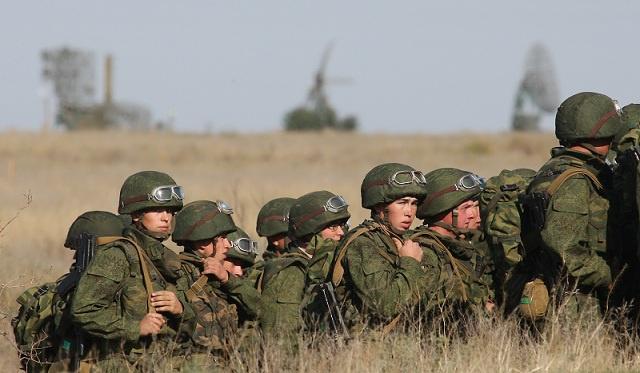 القوات الروسية في المقاطعات الغربية تواصل إعادة انتشارها بأماكن مرابطتها الدائمة