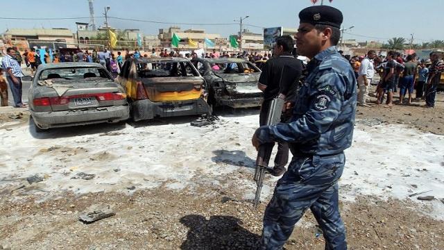 مقتل 32 شخصا في تفجيرات بالعاصمة العراقية بغداد