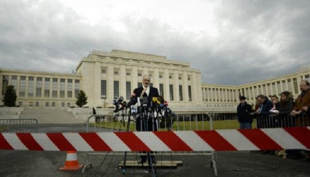 موسكو: نصر على استئناف المفاوضات بين الأطراف السورية في إطار الشرعية الدولية