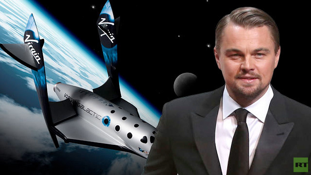 فائز في مزاد خيري يشارك النجم السينمائي الشهير دي كابريو في سياحته الفضائية