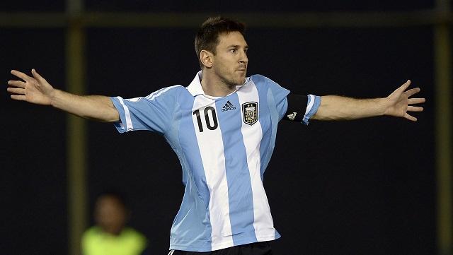 ميسي للأرجنتينيين: أعدكم بتحقيق كأس العالم هذا الصيف