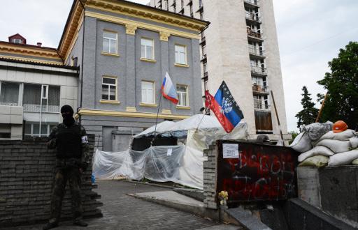 لجنة الانتخابات الأوكرانية: أكثر من نصف مراكز الاقتراع شرق البلاد مقفلة