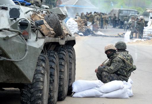 الأركان الروسية: عشرات المرتزقة الأجانب يشاركون في العملية العسكرية شرق اوكرانيا