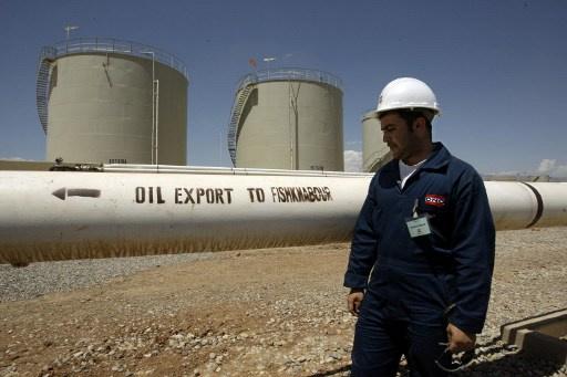 العراق يشكو تركيا إلى غرفة التجارة الدولية بسبب نفط اقليم كردستان