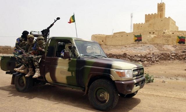 توقيع إتفاق لوقف إطلاق النار بين الحكومة المالية والمتمردين في الشمال
