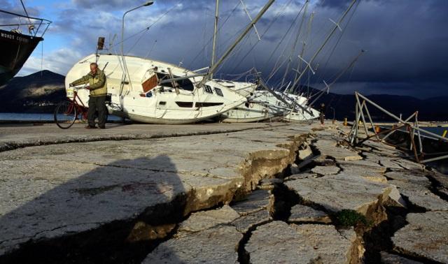 موجة زلازل تضرب عددا من الدول الغربية والعربية