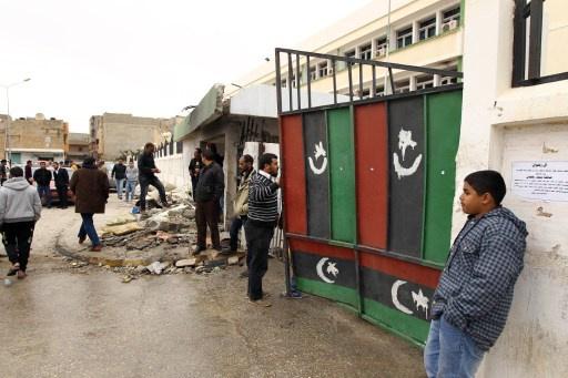 مقتل شخصين من جراء سقوط صواريخ في بنغازي