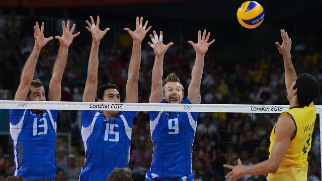 إيطاليا تكرر فوزها على البرازيل بالطائرة