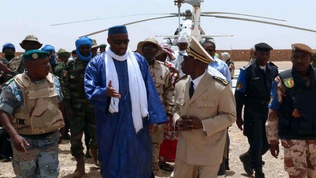 اتفاق لوقف اطلاق النار بين الحكومة والمسلحين في مالي