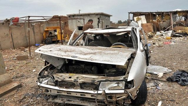 إرتفاع حصيلة تفجير كركوك بالعراق إلى 37 بين قتيل وجريح