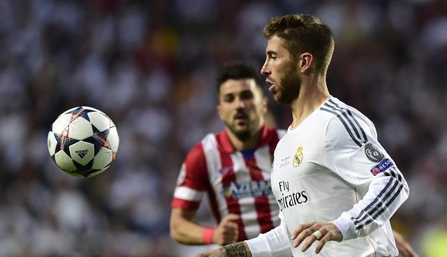 راموس ينقذ ريال مدريد من الهزيمة في الوقت القاتل .. (فيديو)