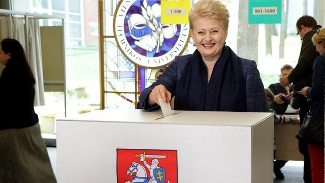 ليتوانيا.. إنطلاق الجولة الثانية من الإنتخابات الرئاسية