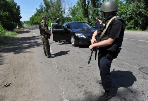 لجنة الانتخابات في أوكرانيا: من الصعب إجراء الإقتراع في سلافيانسك
