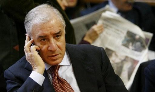 لبنان يوافق على تسليم سيناتور ايطالي مقرب من برلسكوني وعلى صلة بالمافيا